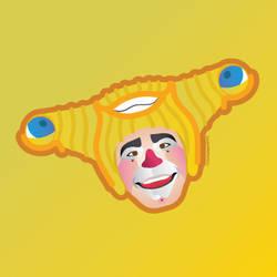 Ringling Bros and B+B Circus Clown - Honig