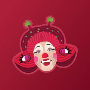Ringling Bros and B+B Circus Clown - Mandy