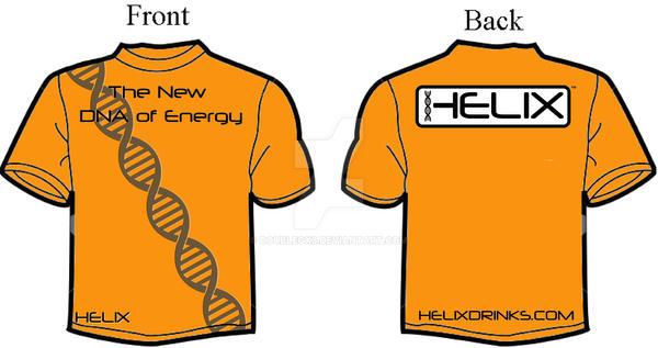 Helix shirt by doublegx3