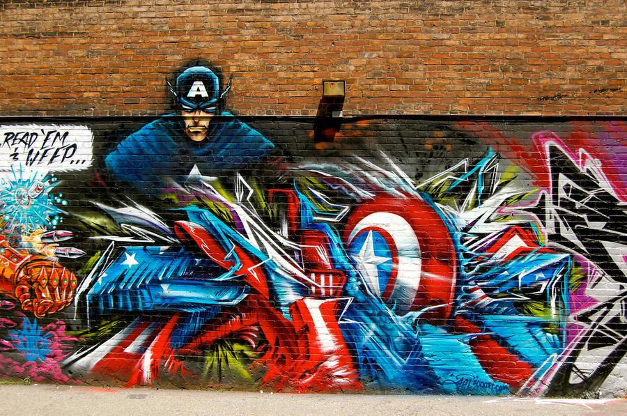 graffiti by Fel3000ft