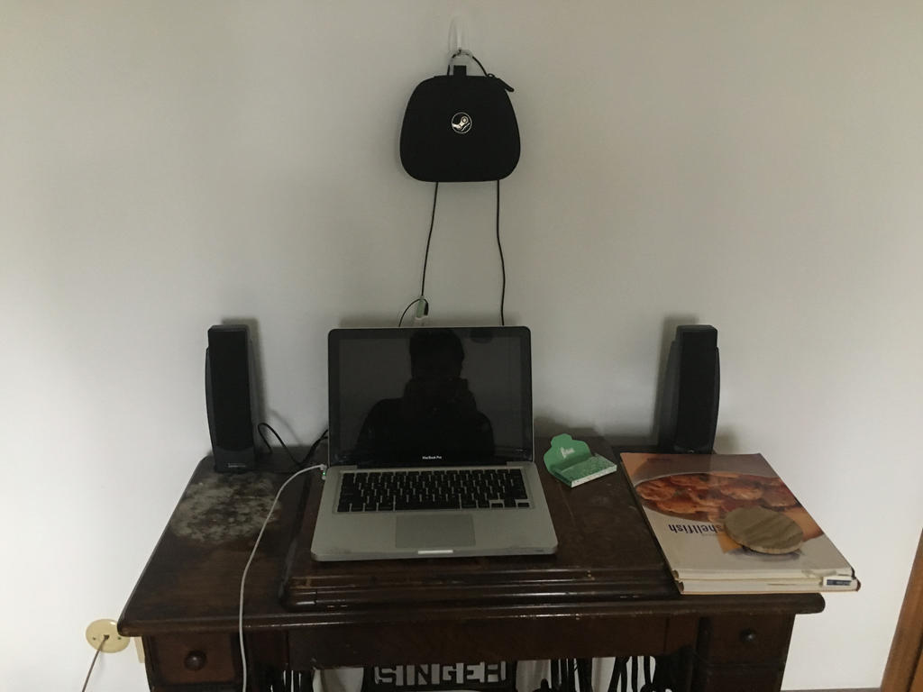 My Workspace by sonicinterface