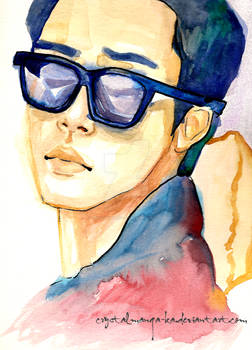 Chanyeol By Crystalmanga-ka