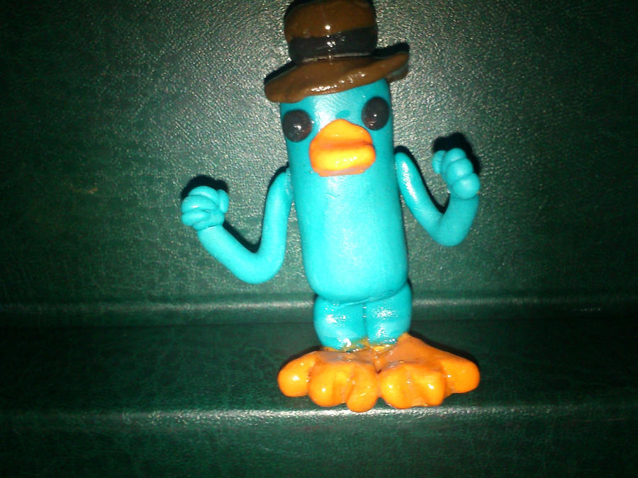 Perry the Platypus by Sektencja
