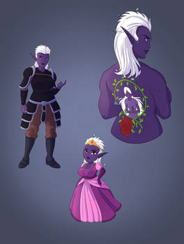 Character: Elkantar