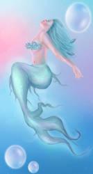 Mermaid 2 by uoyoonmira