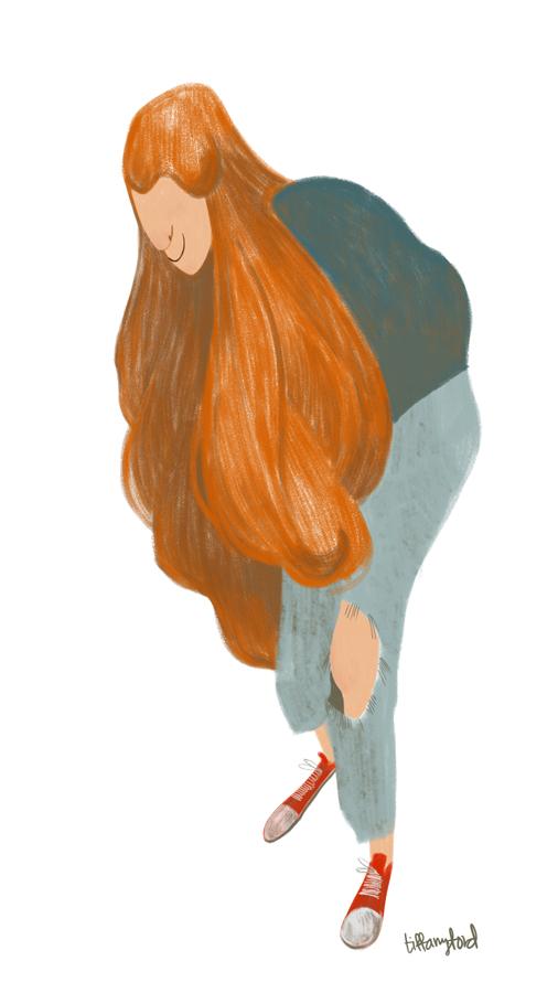 mega hair by atofu