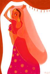india by atofu