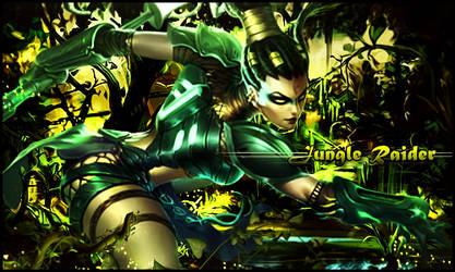 Jungle Raider Sig by Pradyrk