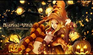 Halloween Witch Sig by Pradyrk