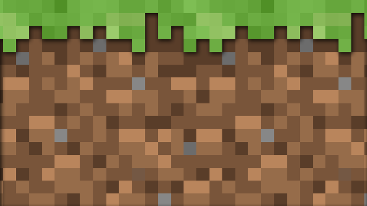 1080p Minecraft Grass Wallpaper By IWithered