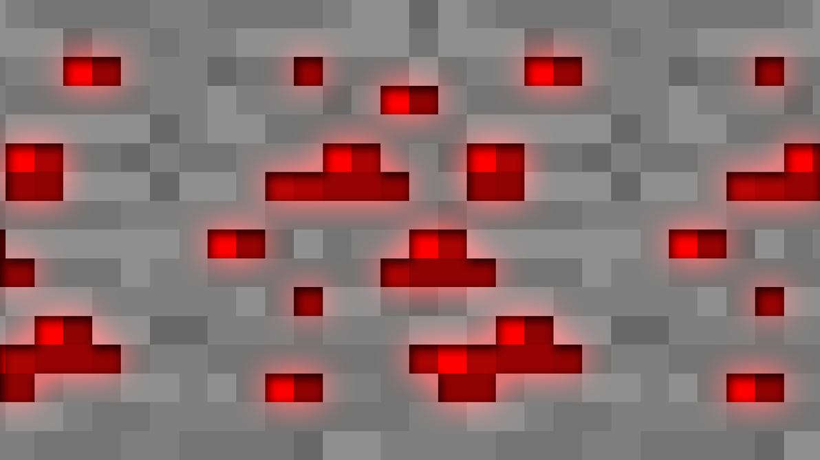 Minecraft redstone ore