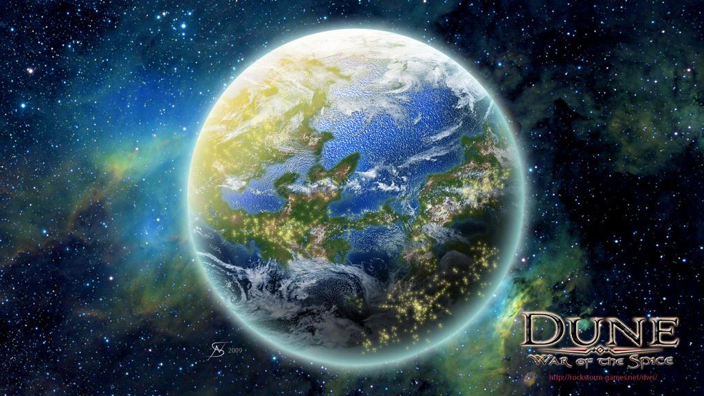 dune caladan planet map - photo #5
