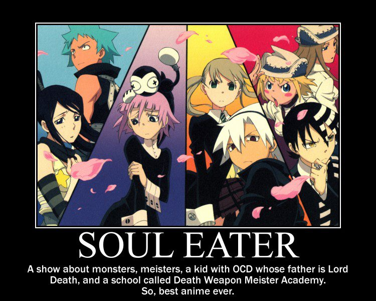 Soul Eater Poster By 88Death The Kid88