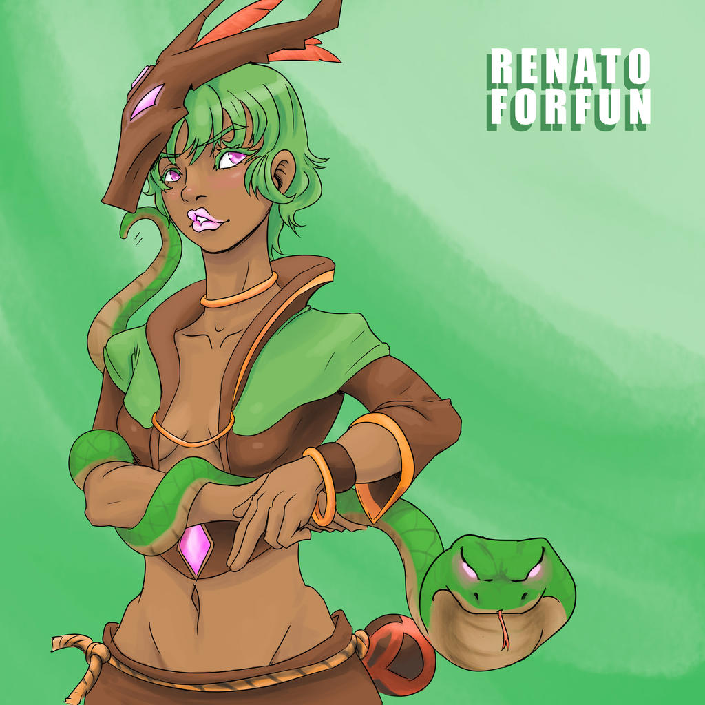 Mal'Dimba by RenatoForFun