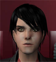 Gerard in The Sims 2 by It-is-Madness