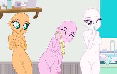 Equestria Girl Base #703
