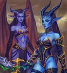 Warcraft Succubi