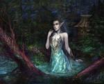 Mermaid by Evivan