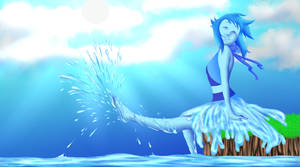 Happy lapis lazuli