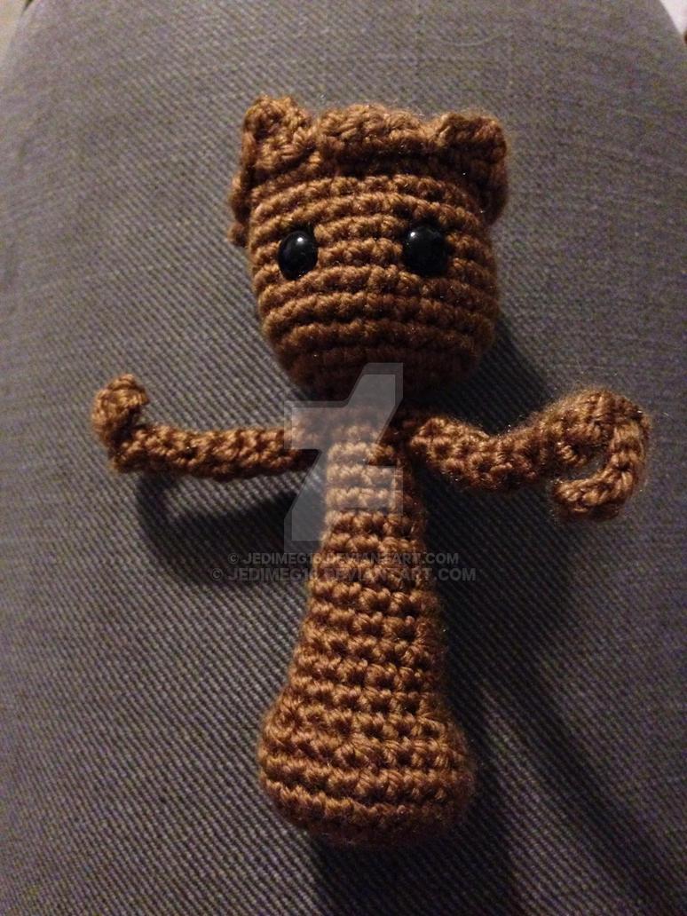 Baby Groot by jedimeg16