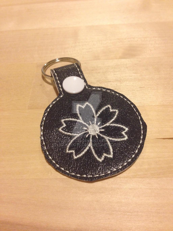 Sakura Keychain  by jedimeg16