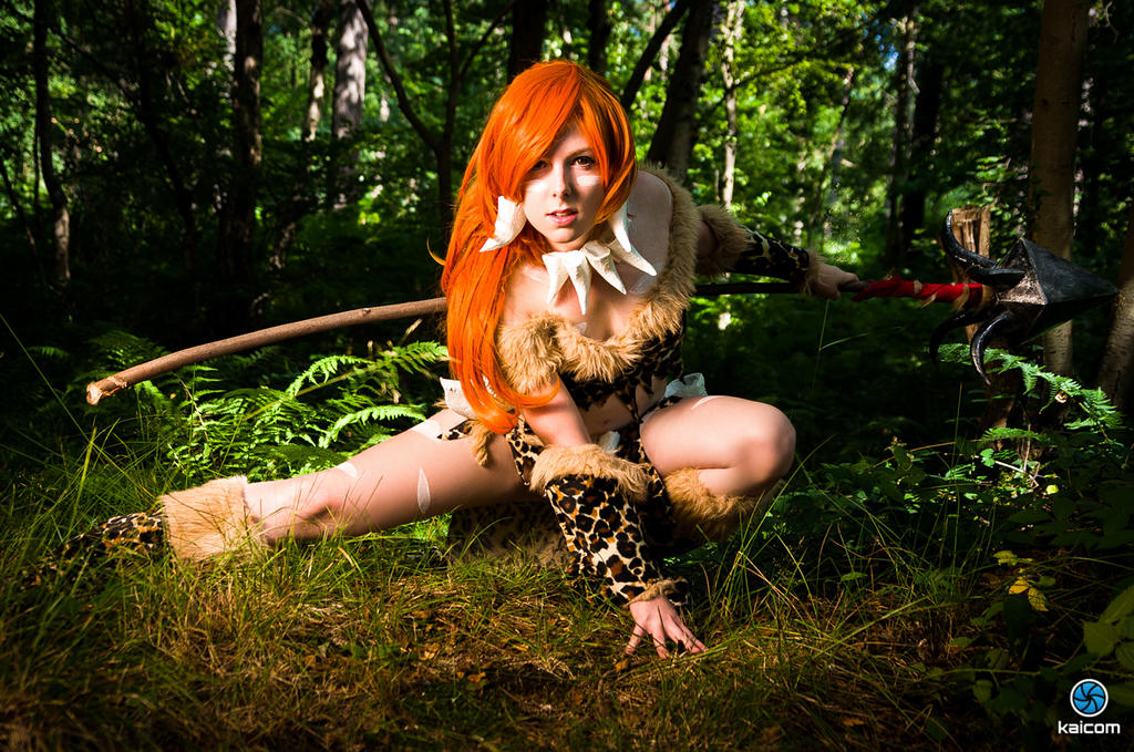 Nidalee | League of Legend by kaihansen3004