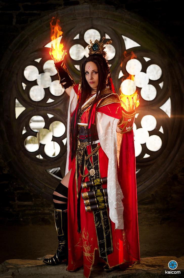 Wizard   Diablo 3 - 2 by kaihansen3004