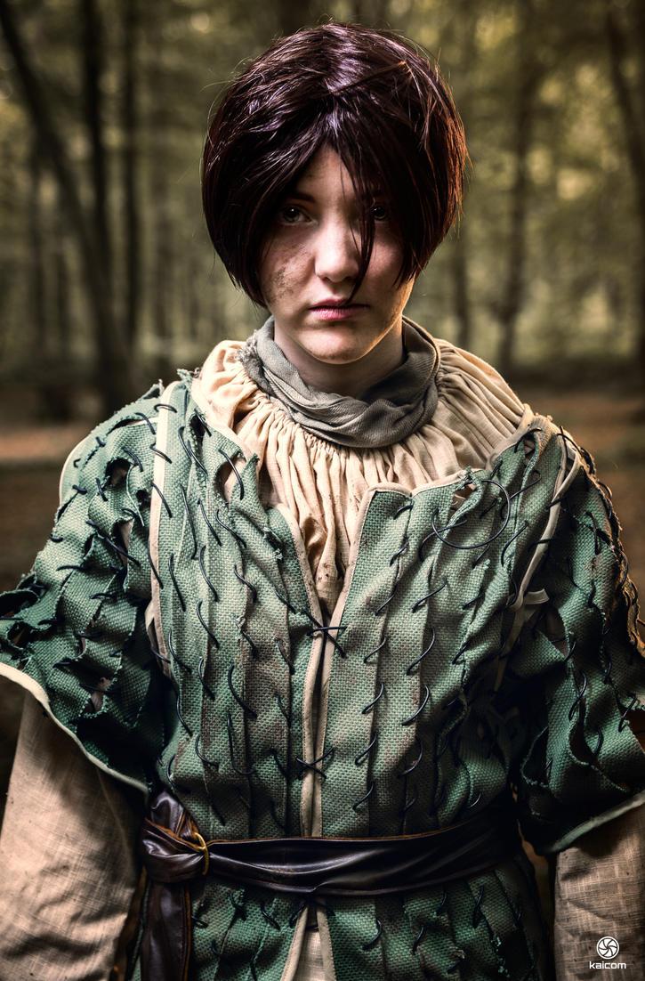Arya Stark 1 by kaihansen3004