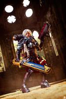 Sister Of Battle - Warhammer 40K by kaihansen3004