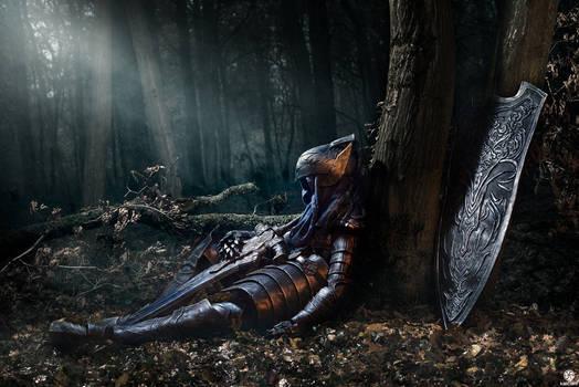 Knight Artorias - Dark Souls