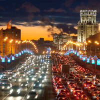 Moscow lights III