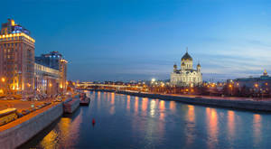 Moscow Lights IV by mannromann