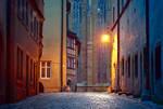 Morning in Rothenburg ob der Tauber III