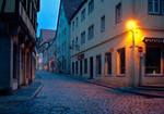 Morning in Rothenburg ob der Tauber V