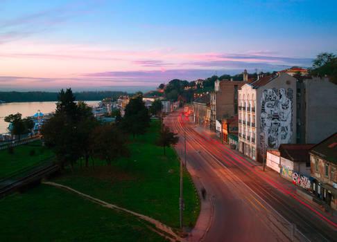 Twilight in Belgrade II