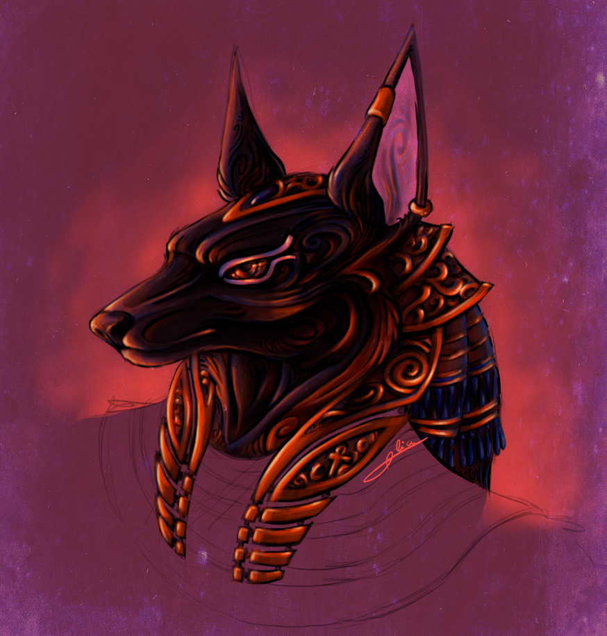 Anubis Egyptian God Pictures