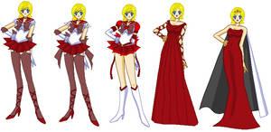 Seras is Sailor Nike