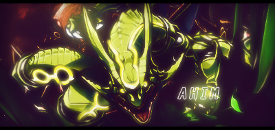 Rayquaza Request Sig by E-Gamerozo