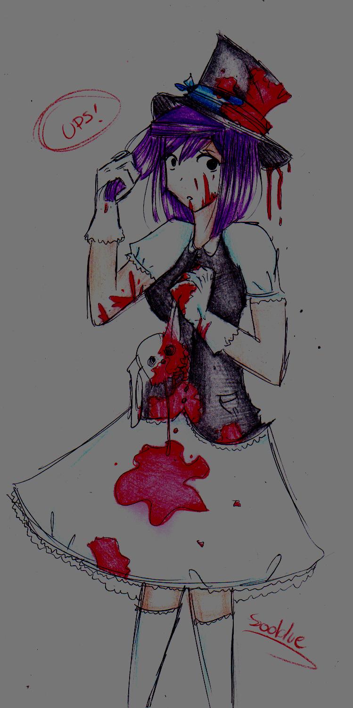 Alicja przylapana by Sooblue