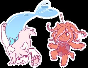 Water Friends