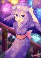 Neptune Kimono by ntknataku