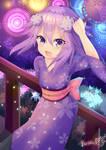 Neptune Kimono