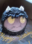 Where the wild things are cake by jadenalarice