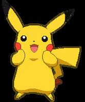 Pikachu by Weavart