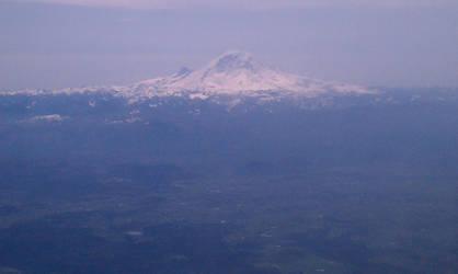 Mount Rainier by Phantom12B