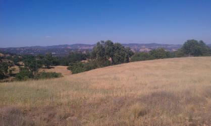California Landscape by Phantom12B