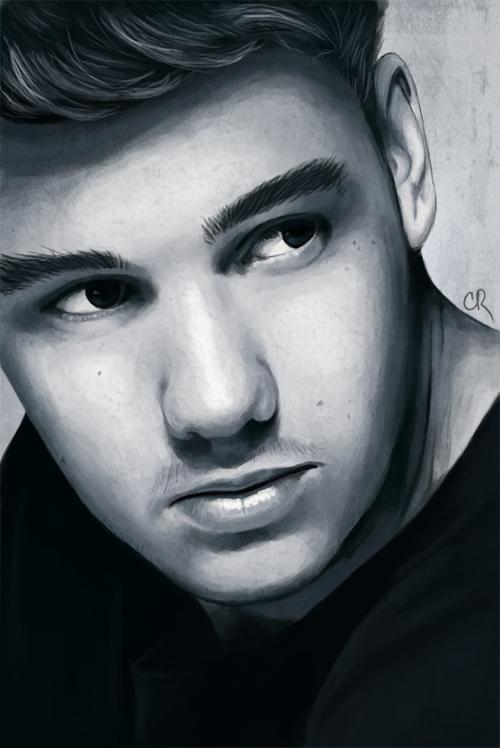 Liam Payne by Caliber13
