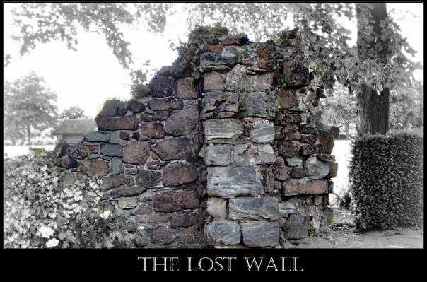 The Lost Wall