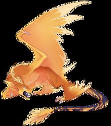 The Golden Sun - Kurrado by WarningsofTwilight
