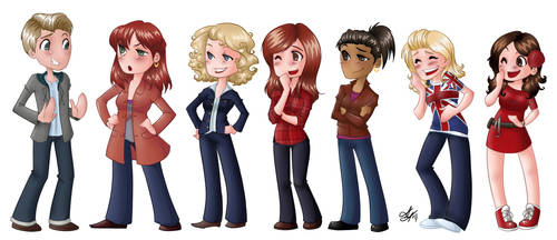 The Complete Companion Series by GinnyMilling